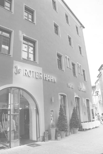 Personal Training für die Hotelgäste des Roten Hahn